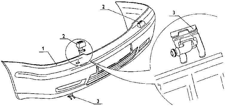 Схема омывателя стекла октавия